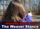 weaver stance demonstrated