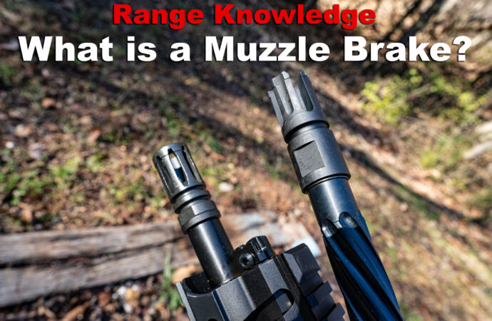 What is a Muzzle Brake?