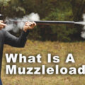 What is a muzzleloader?